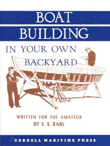 Boat Building In Your Own Backyard