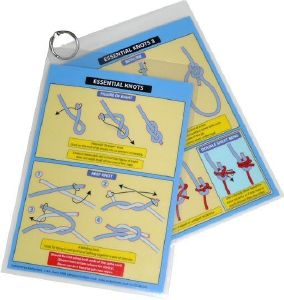 Cockpit Cards: Essential Knots.