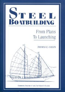 Steel Boat Building